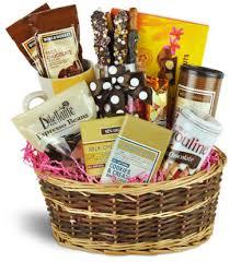 birthday gift baskets osborne florist
