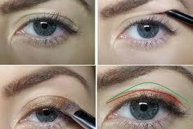 makeup tips for saggy eyelids