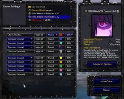 FOC Bleach Vs Naruto 4.1 [Warcraft III: The Frozen Throne] [Maps]