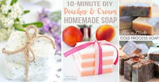 25 glorious homemade soaps that are a