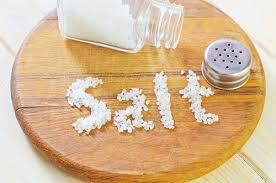 why adding salt to baby food may be harmful