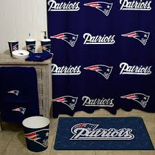 new england patriots bathroom