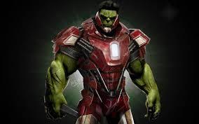 hulk iron man marvel ics