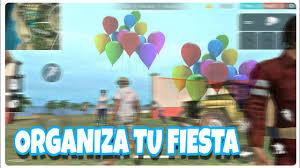 Crea Tu Propia Fiesta En Free Fire Battleground Como Hacer Una