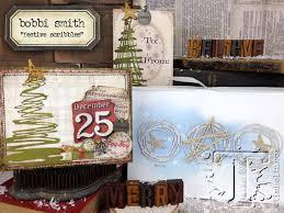 holiday inspiration series: bobbi smith   Tim Holtz