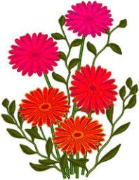 free flowers erflies animated