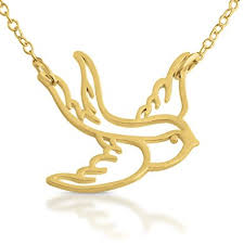 azaggi gold plated sterling silver
