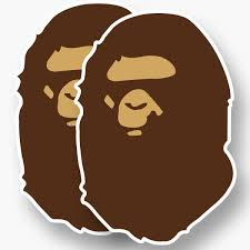 2x Bape Sticker Vinyl Decal Car Window Ebay