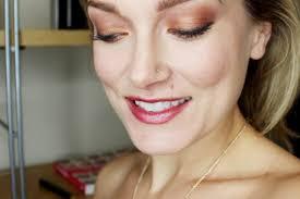 festive flirt holiday makeup look