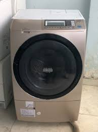 Máy giặt HITACHI BD-S7400r 9Kg Date... - HÀNG NỘI ĐỊA NHẬT