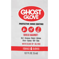 Ghost Glove 0 17 Oz Protective Hand Coating Dries Do It Center