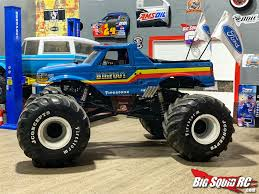 Everybody S Scalin Bigfoot Big Squid Rc Rc Car And Truck News Reviews Videos And More