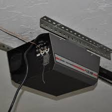 sears garage door sensor wiring types