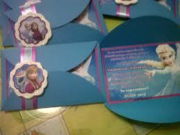 Invitaciones Frozen Invitaciones De Frozen Invitaciones