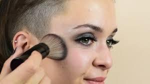 how to do black smokey eyes with