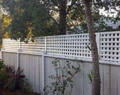 How To Make An Existing Fence Taller Backyard Privacy Privacy Landscaping Backyard Privacy Landscaping