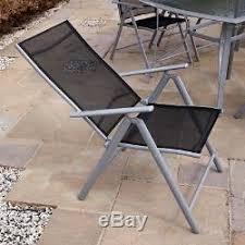 wido garden patio furniture set 8 piece