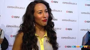 Marisa Quinn Talks 'Breaking Dawn Part 2' at Comic-Con - YouTube