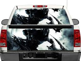 Product Death Darksiders Rear Window Or Tailgate Decal Sticker Pick Up Truck Suv Car