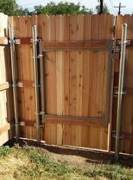 Adjust A Gate Consumer Series 36 72 Wide Gate Opening Steel Gate Frame Kit Ag 72 At The Home Depot Mobi Diy Backyard Fence Adjust A Gate Wooden Fence Gate