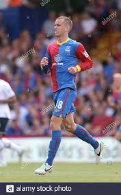 Aaron Wilbraham, Crystal Palace Stock Photo - Alamy