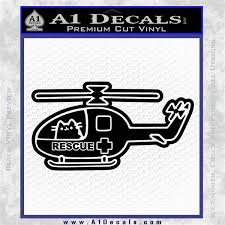 American Helicopter Pilot Window Decal Sticker Usa Helicopter Pilot Flag Decal