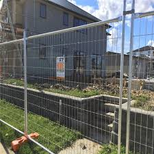 Heavy Duty Australian Temporary Fencing Construction Site Security Fencing For Sale Australian Temporary Fencing Manufacturer From China 108767267