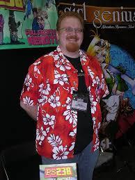 Aaron Williams (cartoonist) - Wikipedia
