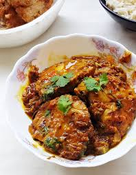 Tamarind king fish curry - king fish ...