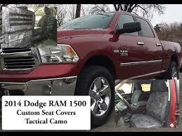 2016 dodge ram 1500 custom seat covers