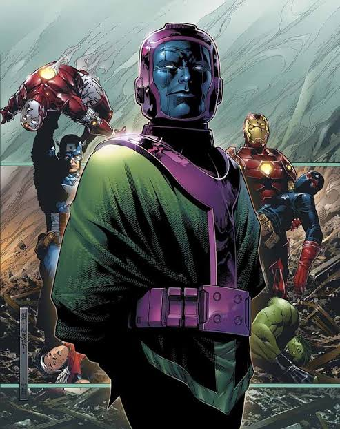 Harley Keener's Transition To Kang The Conqueror