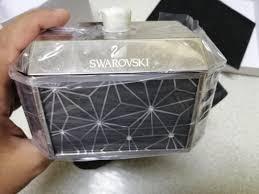 swarovski crystal jewelry box women s