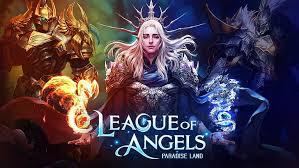 hd wallpaper league of angels paradise