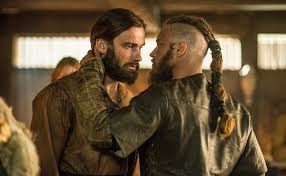 will vikings rollo and ragnar battle