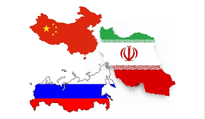 Image result for Iran, Russia and China""