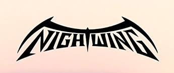 Dc Comics Batman Series Nightwing Words Buy Online In Albania At Desertcart