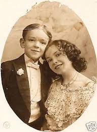 FRED & ADELE ASTAIRE 1909 ORIGINAL Vaudeville Photo NR! | #41298022