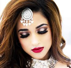 indian stani bridal makeup artist