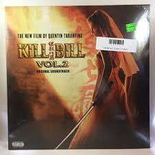 Kill Bill Vol. 2 OST LP NEW - Hi-Voltage Records