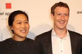 Facebook CEO Zuckerberg, wife Priscilla Chan want to eradicate disease