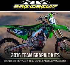 Pro Circuit Team Colors Dirt Bike Magazine