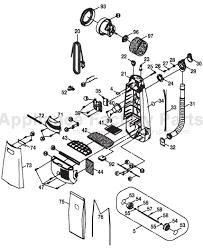 carpet pro cpu 2 parts vacuum cleaners