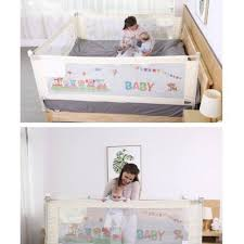 Baby Bed Safety Gate Bed Barrier 6821