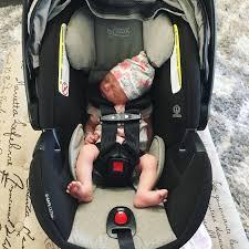 britax b safe infan car seat review