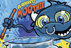 Blueberry'S Moothie - Bolero Snort Brewery - Untappd
