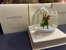visiting harrods with kids