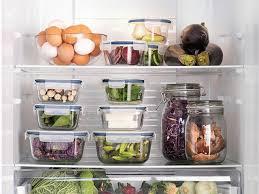 non toxic food storage to
