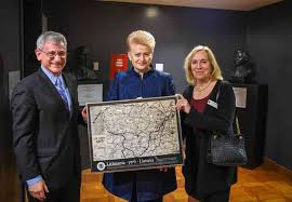 President of the Republic of Lithuania Visits YIVO | YIVO Institute for  Jewish Research | YIVO Library