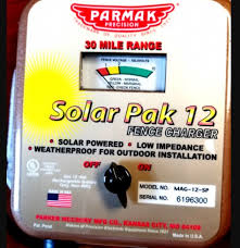 Parmak Magnum Solar Pak 12 Electric Fence Charger Review Horse Is Love