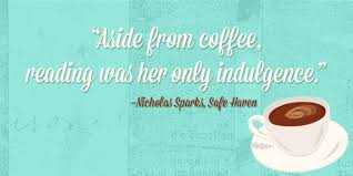 quotes about books coffee